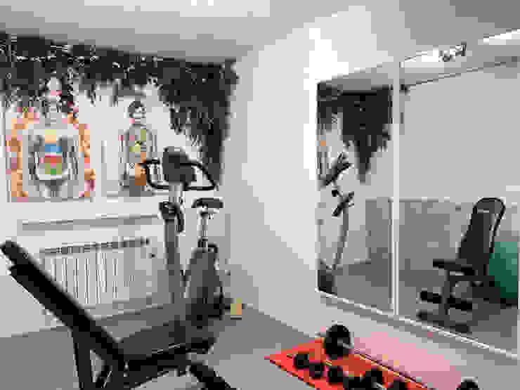FGMarquitecto 健身房