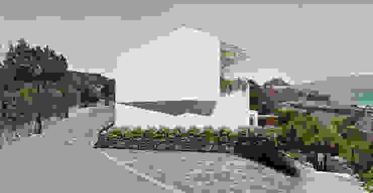 Architetto Alessandro spano Casas pequeñas Madera