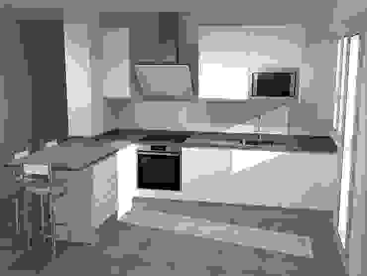Refovert S.L. KücheSchränke und Regale Holzspanplatte Weiß