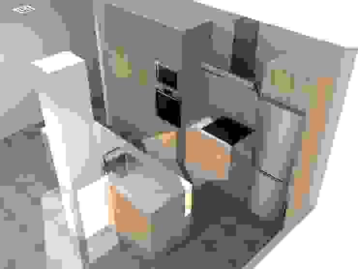 Refovert S.L. KücheSchränke und Regale Holzspanplatte Holznachbildung