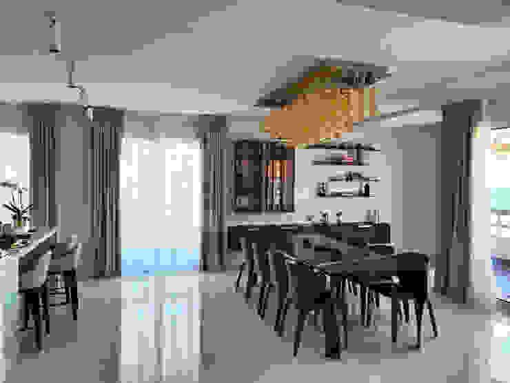 Absolute Collection Столовая комната в классическом стиле от MULTIFORME® lighting Классический