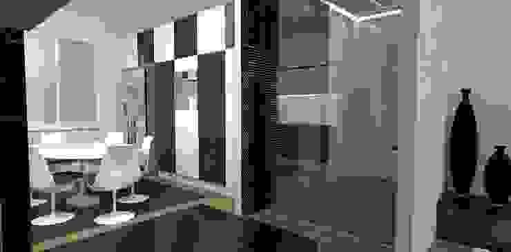 Interior Design Stefano Bergami Modern style kitchen