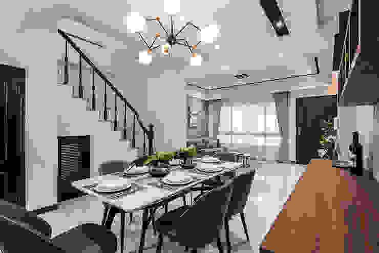 SING萬寶隆空間設計 Dapur Modern