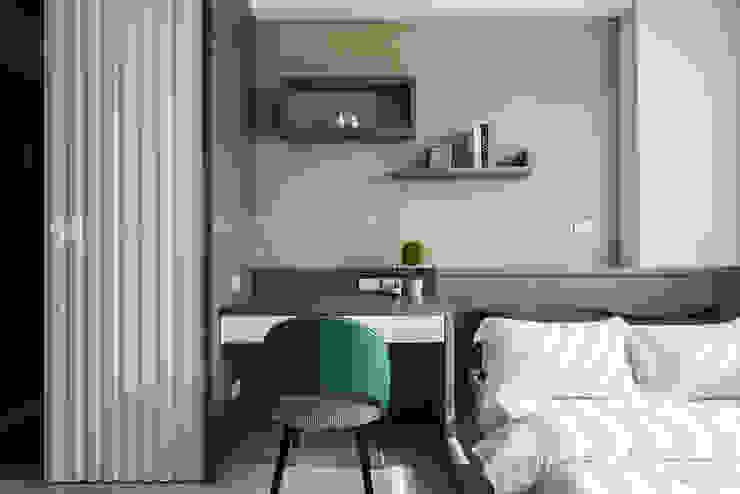 SING萬寶隆空間設計 Kamar Tidur Modern