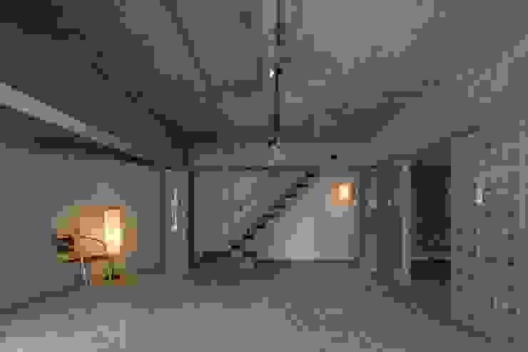 有限会社アルキプラス建築事務所 Living room