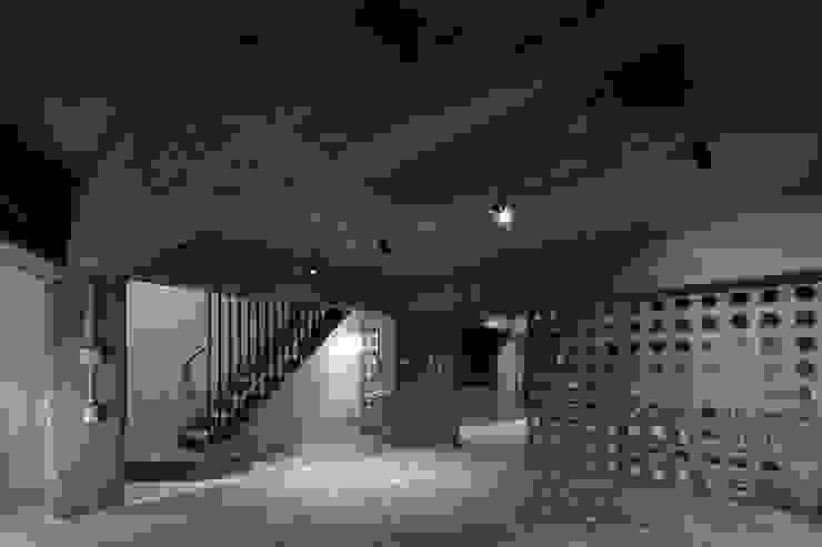 有限会社アルキプラス建築事務所 Stairs