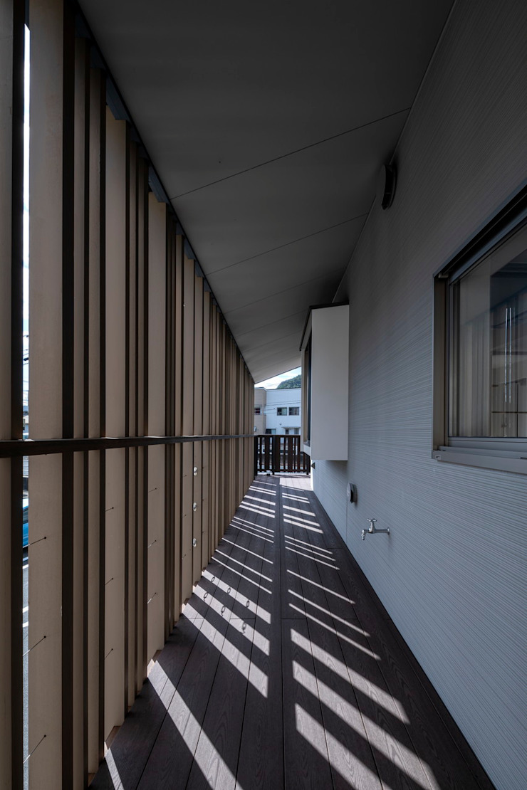 有限会社アルキプラス建築事務所 Balcony