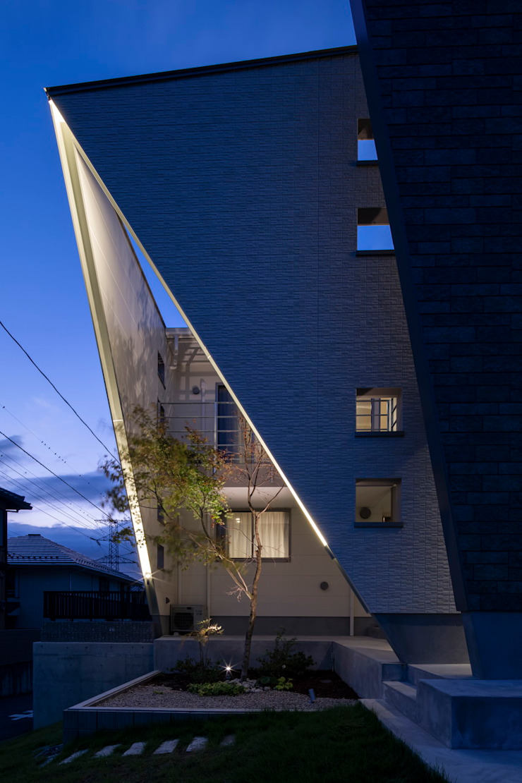 有限会社アルキプラス建築事務所 Minimalist house