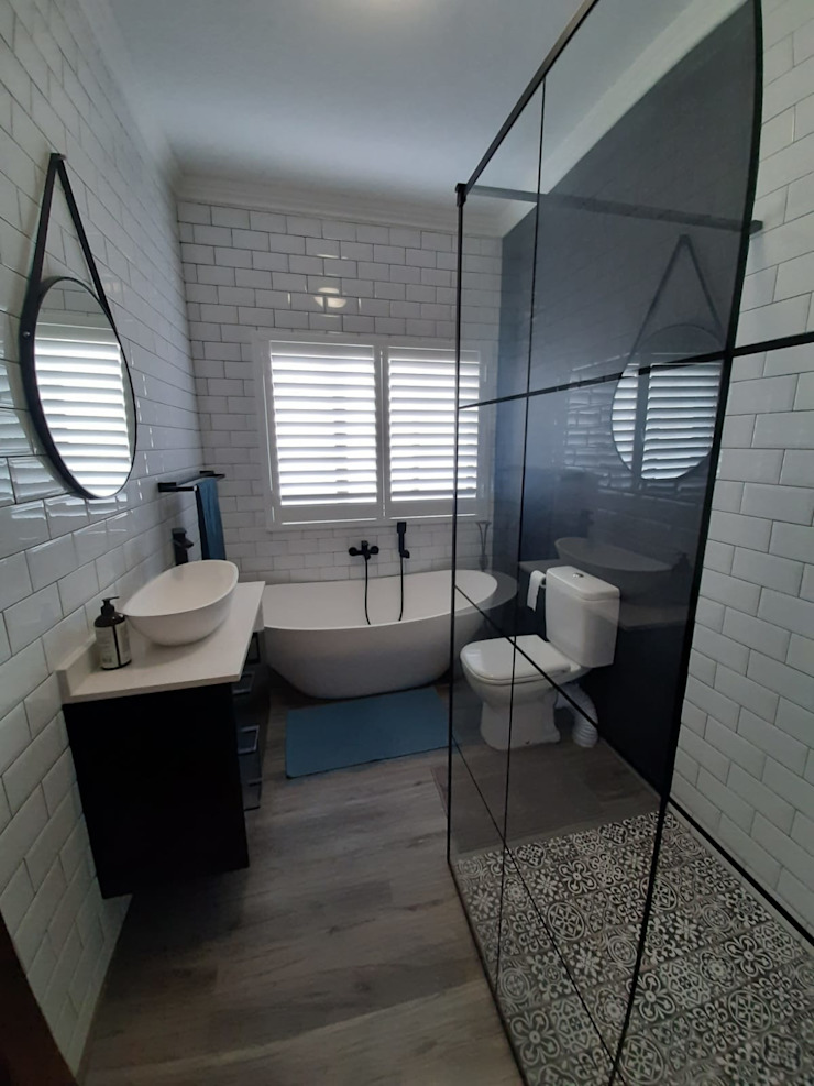 CS DESIGN Modern Bathroom