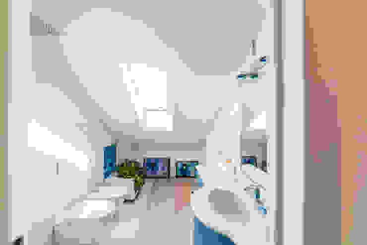 CC-ARK - SERENA&VALERIA Modern bathroom Ceramic Blue