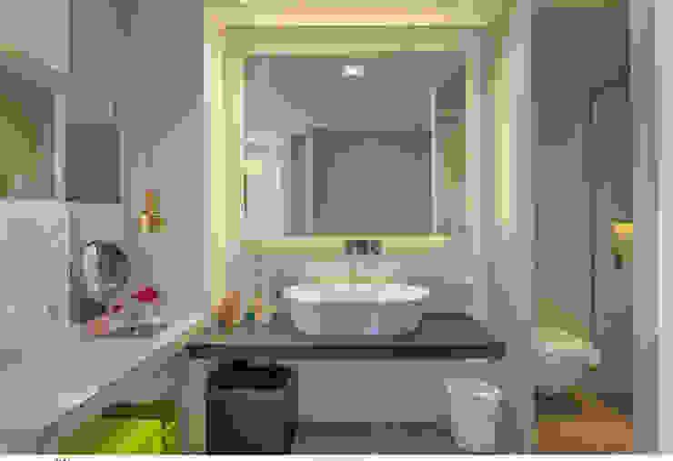 AFD ESTUDIO DE ARQUITECTO Ванна кімната
