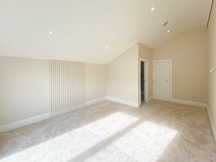 New Build Queens Road, Windsor The Market Design & Build Classic style bedroom
