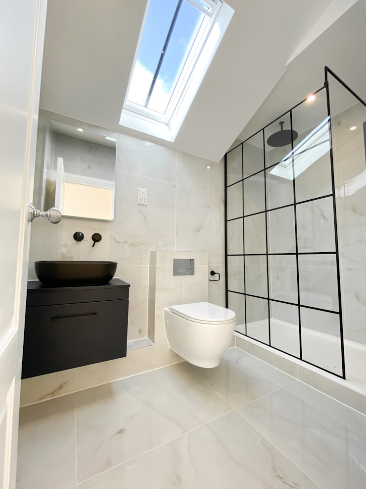 New Build Queens Road, Windsor The Market Design & Build Classic style bathroom