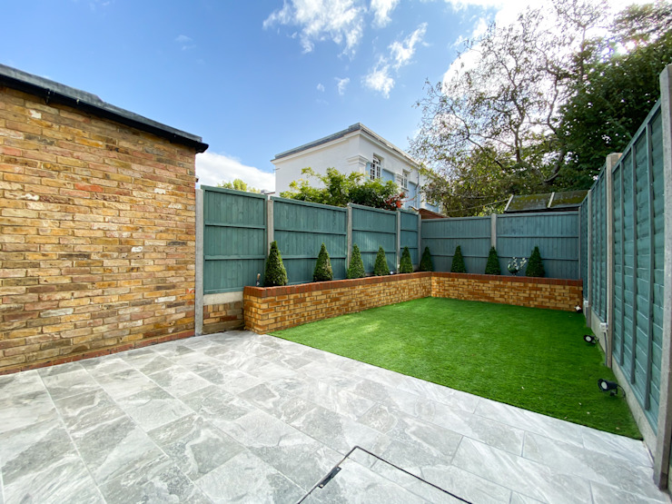 New Build Queens Road, Windsor The Market Design & Build Classic style garden
