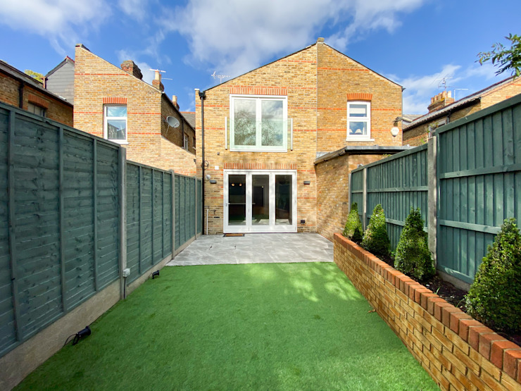 New Build Queens Road, Windsor The Market Design & Build Terrace house