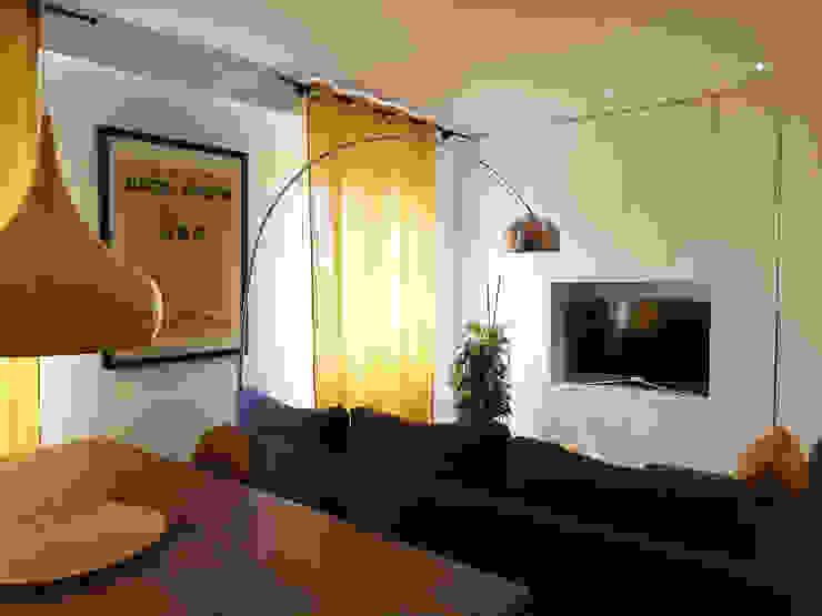 Salón Simona Garufi Salones de estilo moderno