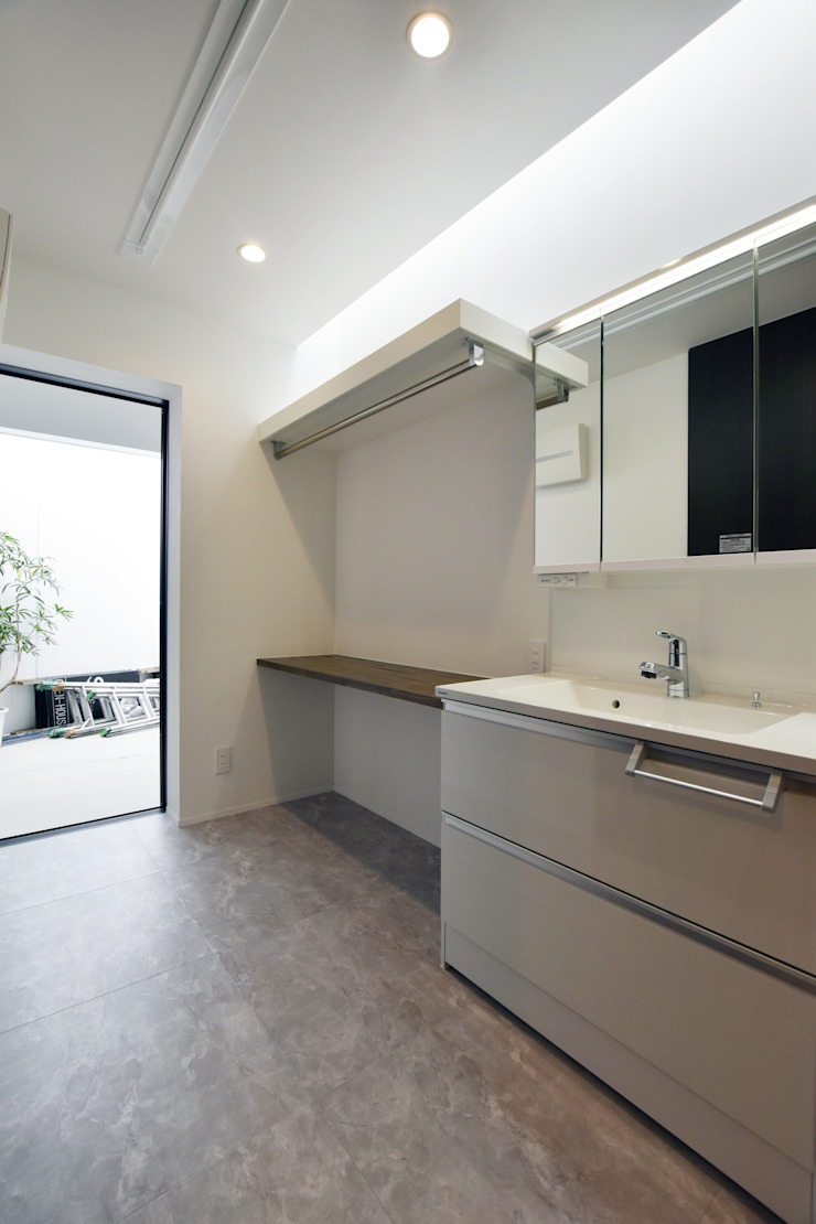 洗面室 Style Create 洗面所&風呂&トイレ棚