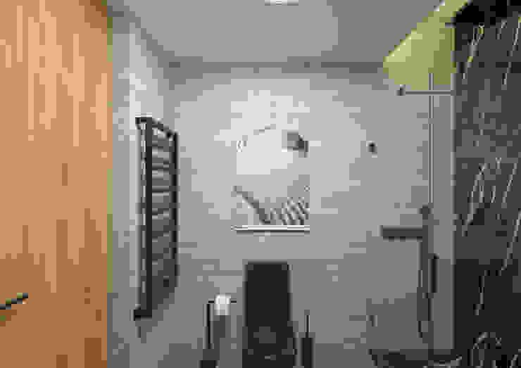 ARCHDESIGN LX Minimalist bathroom Concrete Grey