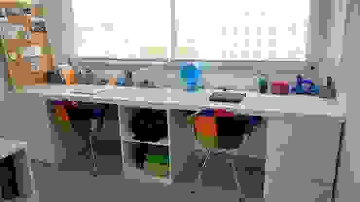 Escritorio Modulor Mobiliario y Arquitectura EstudioEscritorios