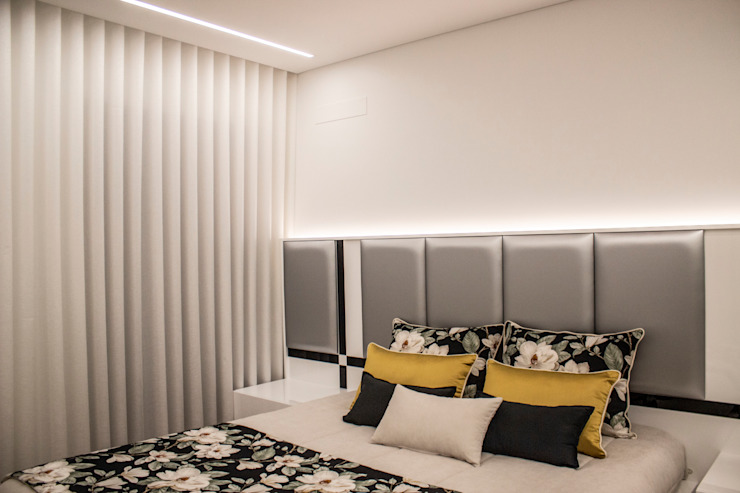 Plan-C Technologies Lda Modern style bedroom