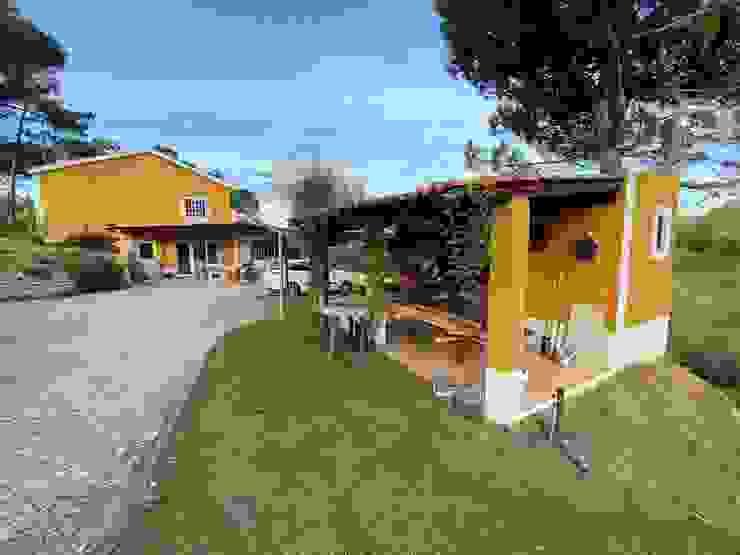 Rainhavip - Mediação Imobiliária, Lda. Rustic style houses