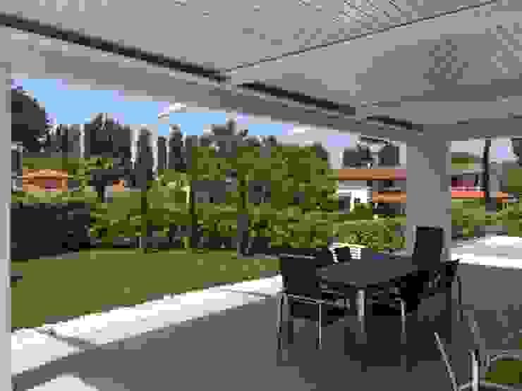 unica living design Classic style conservatory Aluminium/Zinc