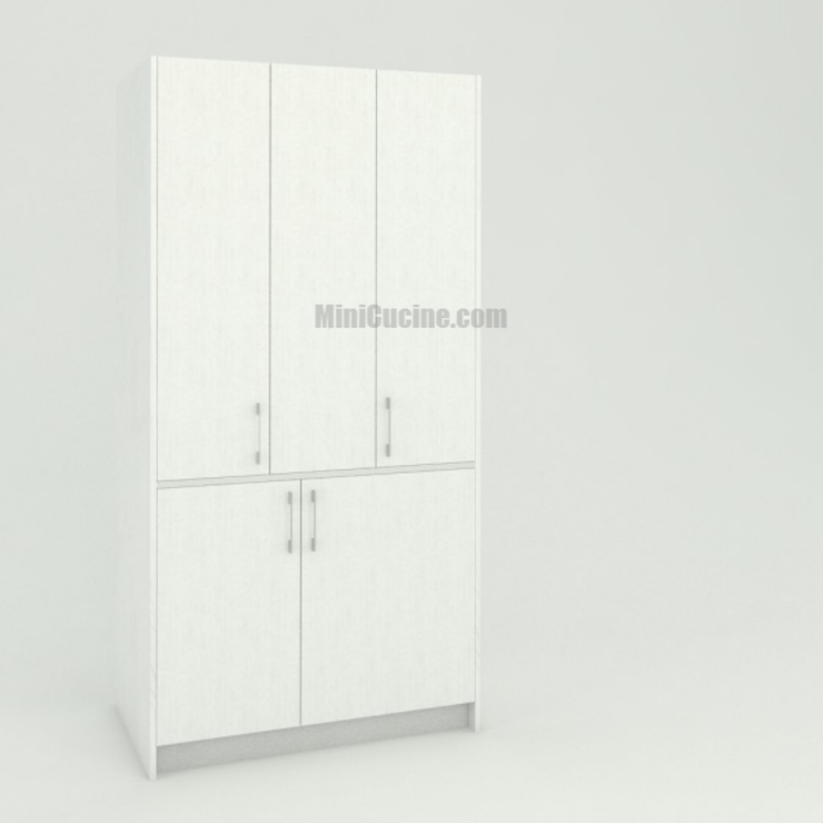 MiniCucine.com KitchenCabinets & shelves Wood White