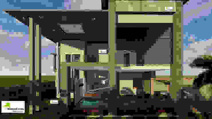 bungalow architecture design Monoceros Interarch Solutions Bungalows
