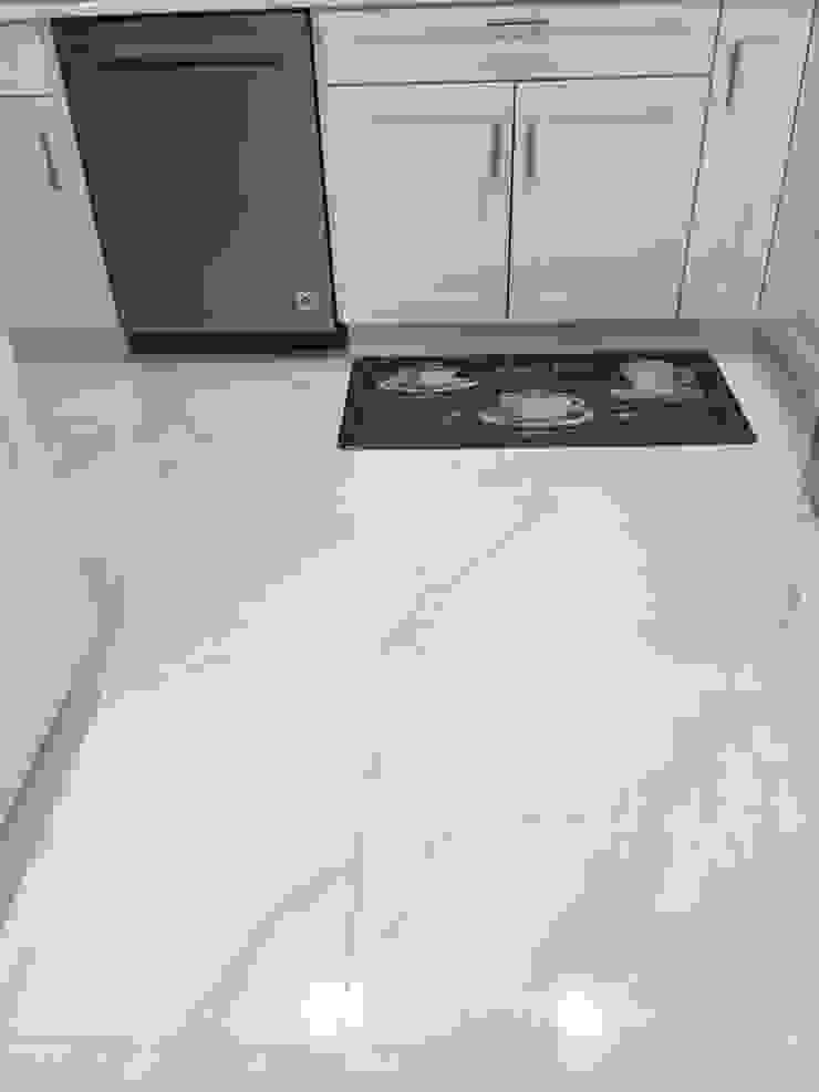 Refovert S.L. Built-in kitchens Marble White