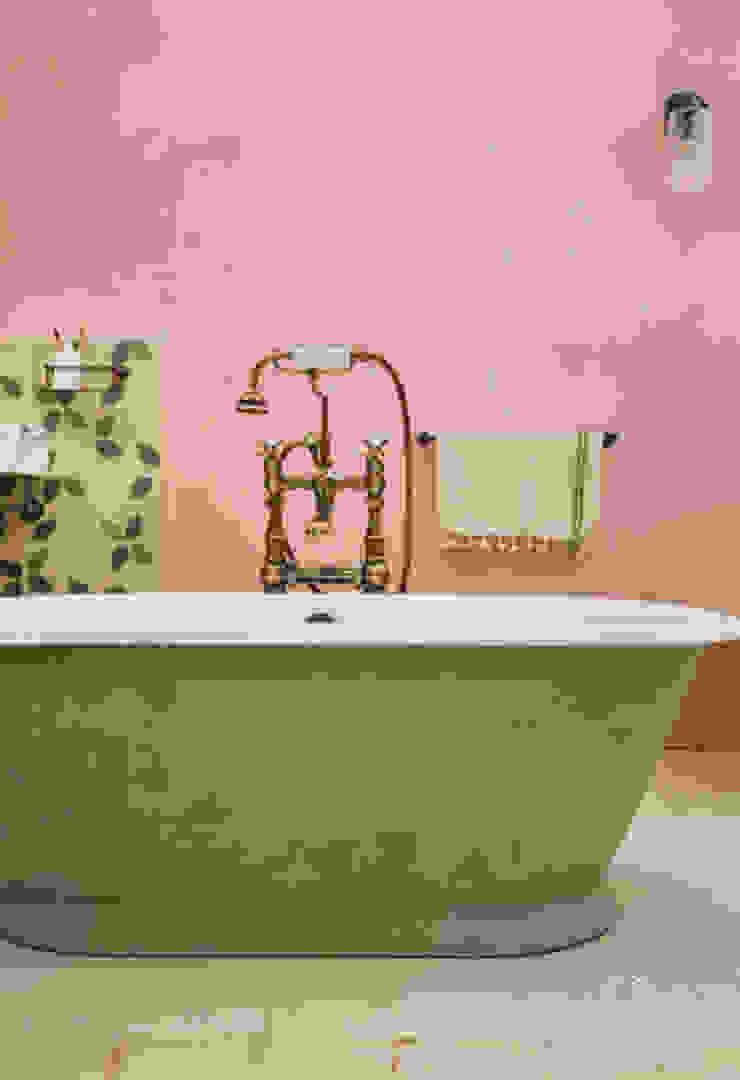 Pure & Original Salle de bainDécorations Vert
