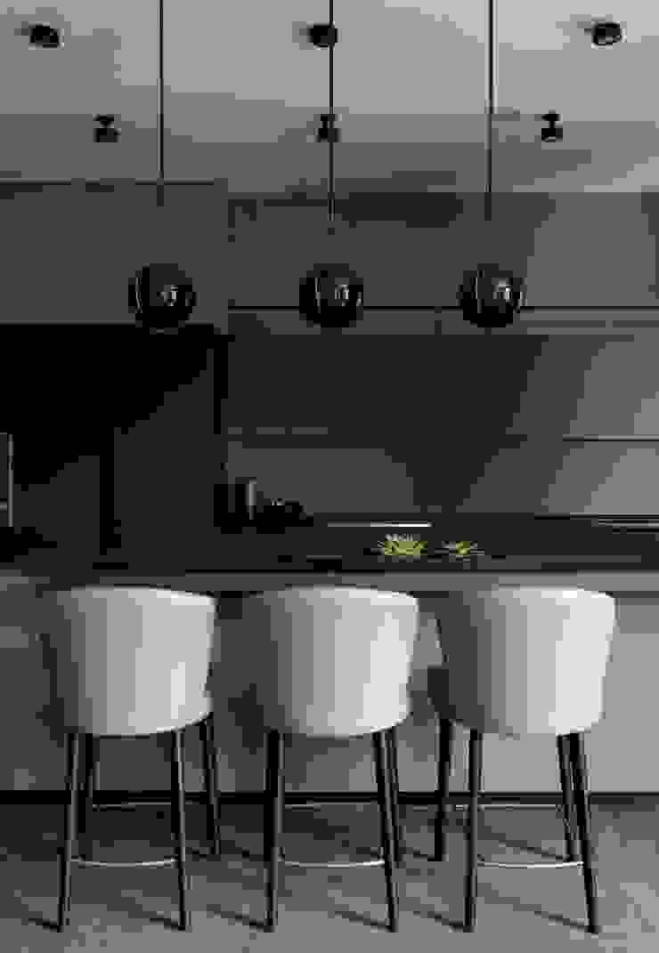 Дизайн бюро Татьяны Алениной Built-in kitchens