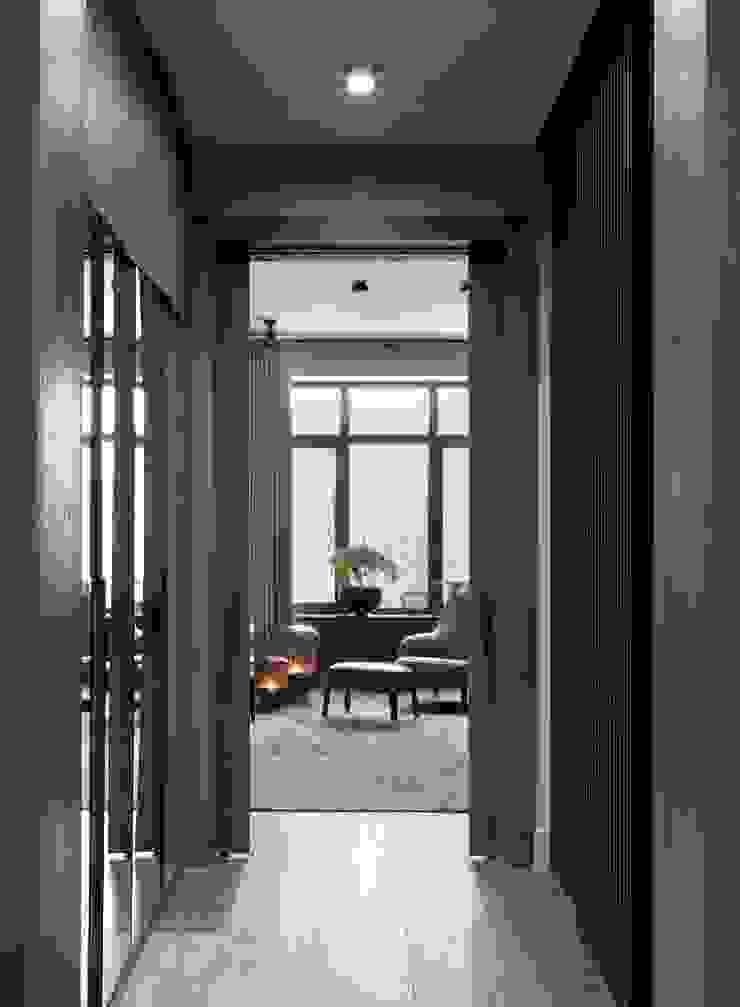 Дизайн бюро Татьяны Алениной Modern Dressing Room