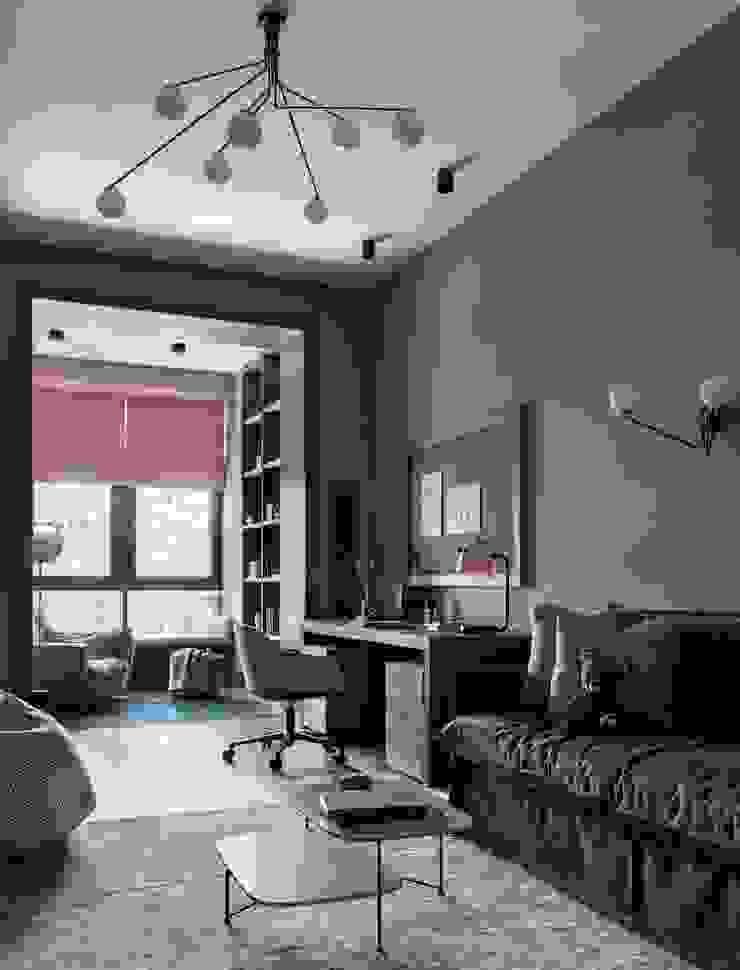 Дизайн бюро Татьяны Алениной Teen bedroom