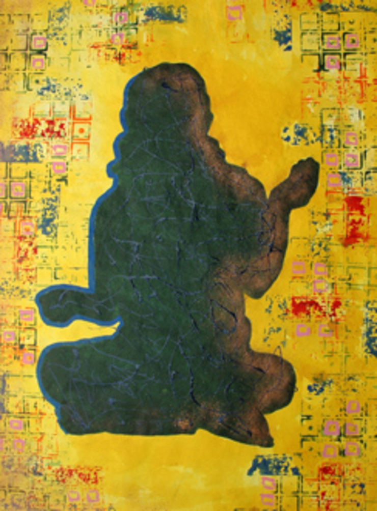 The Mediatic Moment - XXIX Indian Art Ideas ArtworkPictures & paintings