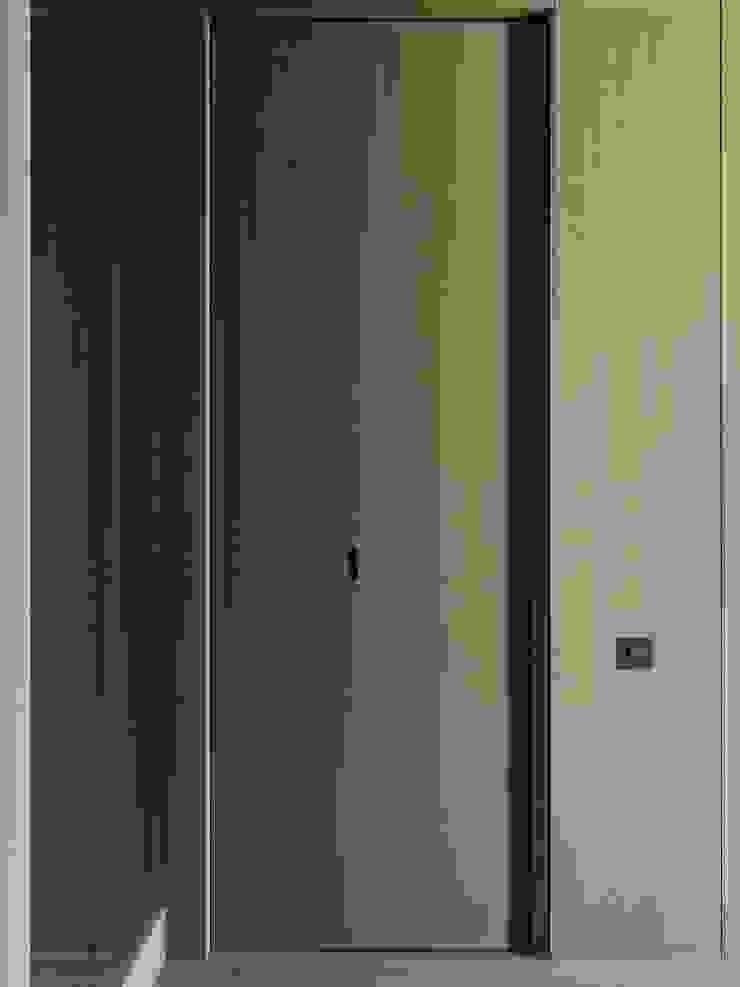 Дизайн бюро Татьяны Алениной Modern dressing room Brown
