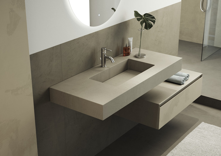 Progetto Bagno luxury | Ecoover Design Ecoover® Bagno moderno