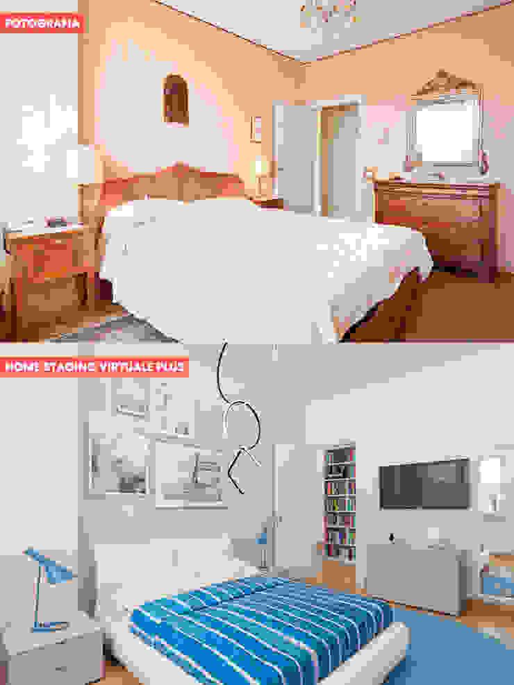 InstantRender Dormitorios de estilo moderno