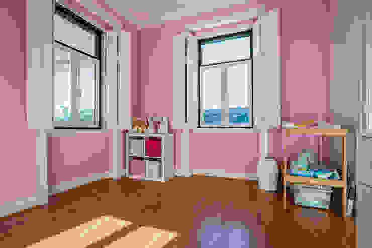 Janine Martins - Consultora Imobiliária   Arquitecta   Home Staging Kamar tidur anak perempuan