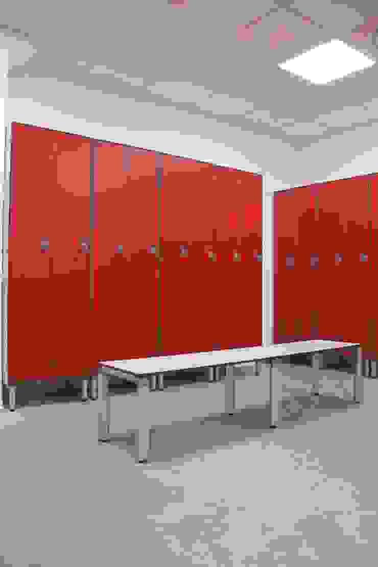 Ges Group srl Dressing moderne Rouge