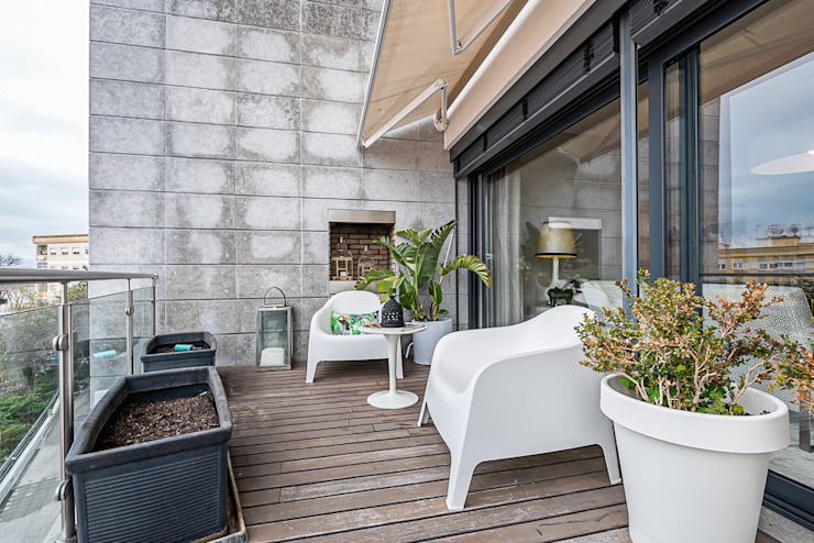 Janine Martins - Consultora Imobiliária | Arquitecta | Home Staging Balcony