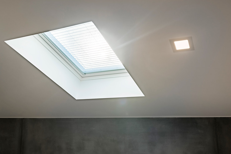 NEXUM ADAPTA SL Skylights Aluminium/Zinc White