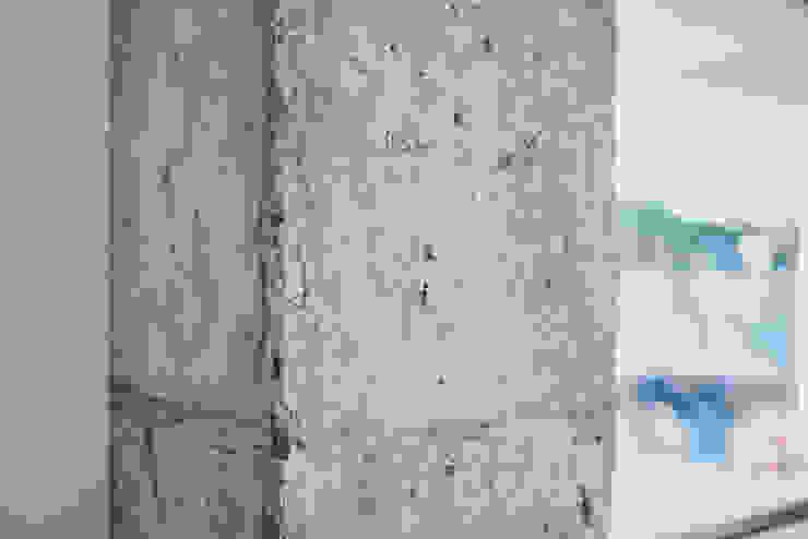 NEXUM ADAPTA SL Industrial style study/office Concrete Grey