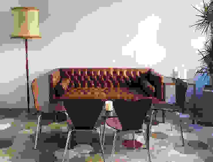 GIOLINA Design Metre Bar & Club in stile industrial