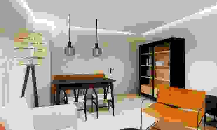 Esszimmer Innenarchitektur Federleicht Moderne Esszimmer Gelb