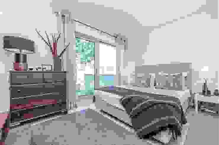 Quarto Janine Martins - Consultora Imobiliária | Arquitecta | Home Staging Quartos modernos