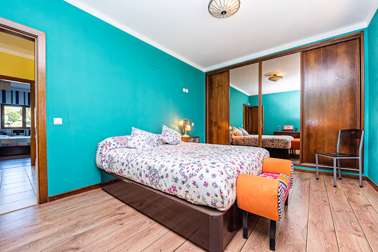 Janine Martins - Consultora Imobiliária | Arquitecta | Home Staging Kamar Tidur Klasik