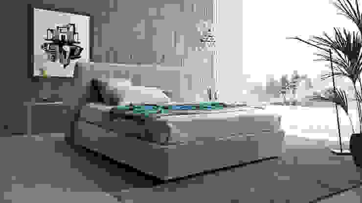 Letto avvolgente Tanno Arredamenti Camera da letto moderna