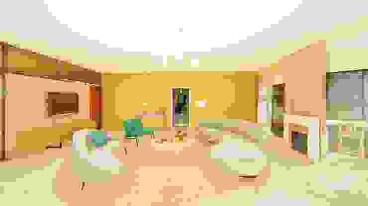 NSBW Living room Sandstone Yellow