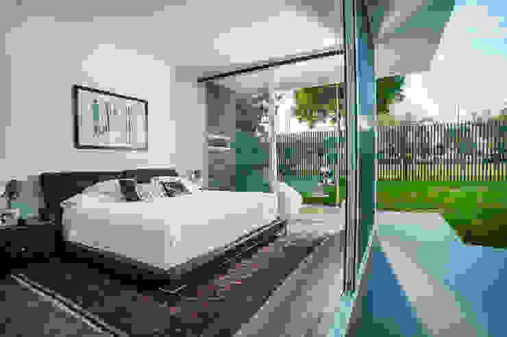 SANTIAGO PARDO ARQUITECTO Camera da letto moderna