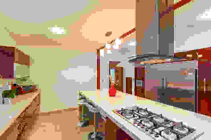 SANTIAGO PARDO ARQUITECTO Cucina moderna